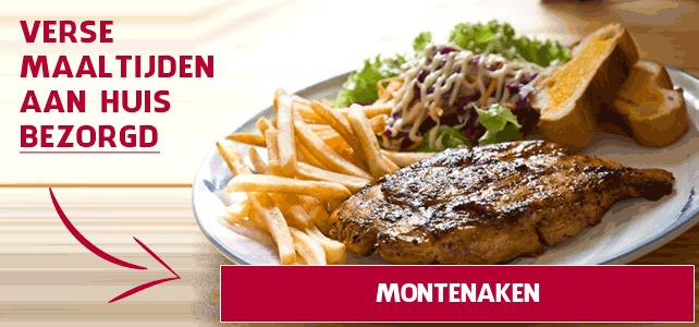 maaltijd aan huis in Montenaken
