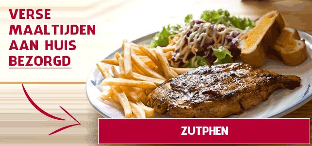 maaltijd aan huis in Zutphen